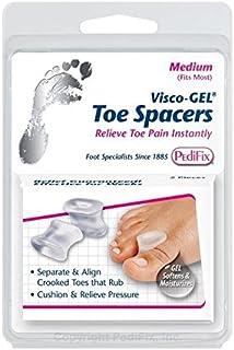 PediFix Visco-GEL Toe Spacers - Small (pack of 2)
