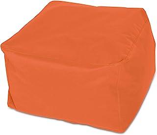 knorr-baby 440303 方形凳子 L,Fb 橙色