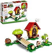 LEGO 乐高 超级马力欧 马力欧的房屋与耀西扩展关卡 71367