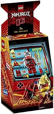 LEGO 71714 NINJAGO Kai Avatar - Arcade Pod 便携式玩具套装,可收藏 Prime Empire 儿童忍者玩具