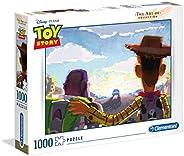 Clementoni 艺术收藏拼图,迪斯尼玩具总动员-1000件,多色