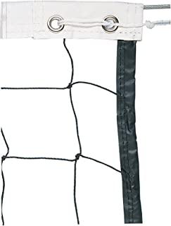 Trigon Sports 乙烯基排球网,钢绳顶部和尼龙绳底部