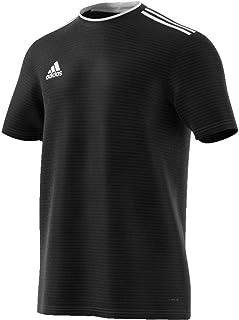 adidas 阿迪达斯 男式 足球训练短袖 CONDIVO18 JSY