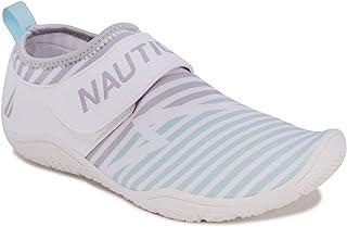 Nautica 女士 Rawan 运动涉水鞋,赤脚沙滩运动夏季鞋
