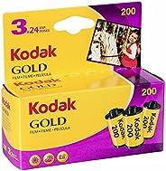 Kodak 6033971金200胶片(紫/黄)