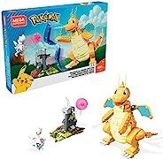 Mega Construx 精灵精灵蜻蜓与多哥挑战赛
