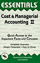 Cost & Managerial Accounting II Essentials (Essentials Study Guides Book 2) (English Edition)