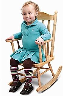 Whitney Brothers 硬木摇椅,儿童款