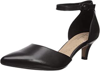 Clarks Linvale Edyth Pump 女士裸皮高跟鞋