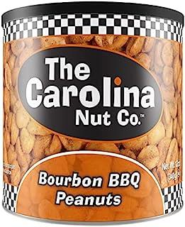 Carolina Nut 11007 Carolina BBQ 花生,12 盎司(约 340.2 克) - 数量 6