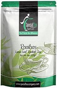 Special Tea Loose Leaf Tea, Rooibos Organic, 8 Ounce