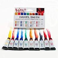 DANIEL SMITH 285610016 Alvaro Castagnet Master 艺术水彩套装(10 个装),5 毫升