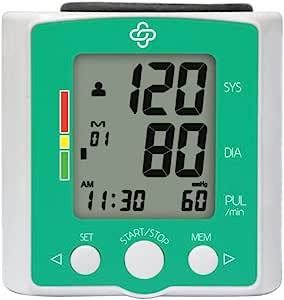 Kinetik Wellbeing 高级手腕血压监测仪 按圣约翰救护手册指导使用