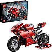 LEGO 樂高 機械組 杜卡迪 Ducati Panigale V4 R 42107