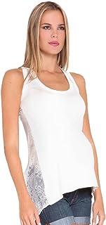 Olian Jaci 背部蕾丝工字背孕妇背心