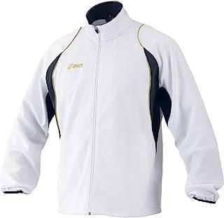 Asics 亚瑟士 棒球 Gold Stage 热身衬衫 BAW007 白色 S
