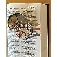Verse Keeper Book Darts - 线标记书签(125 种混合金属的锡制)