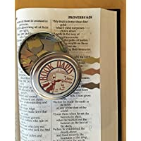 Verse Keeper Book Darts - 線標記書簽(125 種混合金屬的錫制)