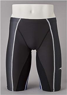 竞技泳衣 男士 FX・SONIC+ 半紧身裤 FINA认证 N2MB9030 颜色:蓝色 尺寸:S