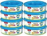 Diaper Genie 尿布桶替换芯 8件装