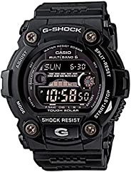 Casio 卡西歐 G-Shock GW-7900B-1ER 男士手表,black/black,One Size