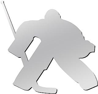 A&R Sports Hockey Goalie Magnet & Decal