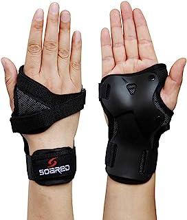 护腕 防护装备 腕 冲击运动护腕 适用于滑冰 单板滑雪 摩托车越野赛
