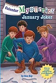 Calendar Mysteries #1: January Joker (English Edition)