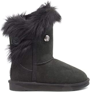 Australia Luxe Collective 儿童羊皮靴时尚