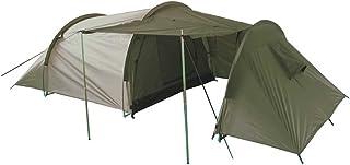Mil-Tec 3 Pers. M.存储空间 1,80X4,15 M 帐篷,灰色,220 x 180 厘米 x 120 厘米