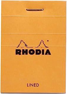 RHODIA 罗地亚 法国 经典上翻笔记本 橙色 N10横线 10600