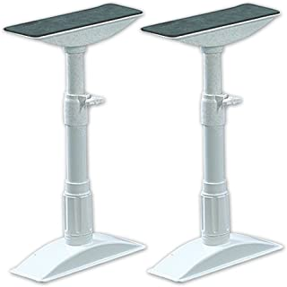 可选高 爱丽思欧雅玛 防灾商品 家具防摔伸缩棒 白色 高さ30-40cm KTB-30