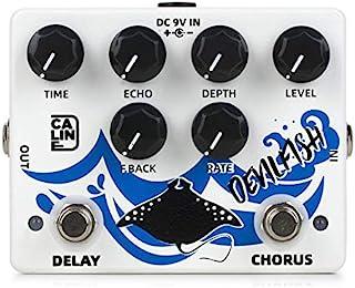 Caline DCP-03 DEVILFISH 合唱延迟效果踏板双吉他踏板