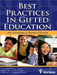 Best Practices in Gifted Education: An Evidence-Based Guide (English Edition)