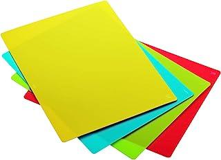 ROSLE 15015 砧板 4 件套 合成材质 多色