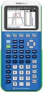 Texas Instruments 德州仪器 TI-84 Plus CE 彩色绘图计算器,Trifecta