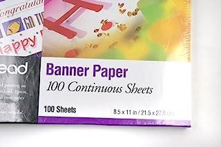 Banner Paper 100 连续纸张
