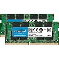 Crucial DDR4 针内存CT2K8G4SFRA32A 3200 MT/s 16GB Kit (8GBx2)