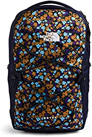 The North Face 女式 Jester 背包 Tnf Navy Retro Floral Print/Tnf Navy 均碼