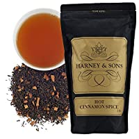 Harney & Sons Fine Teas熱肉桂香料散茶, 16 盎司(約454克)