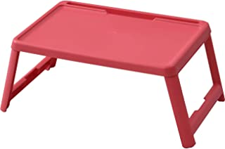 山善 桌子 红色 幅63×奥行35cm CFT-5035(RR)