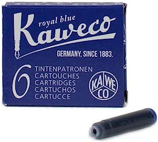 Kaweco 钢笔 30 墨盒 短皇家蓝
