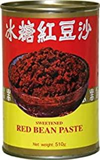 Wu Chung Rote Bohnen Paste (1 x 510 g)