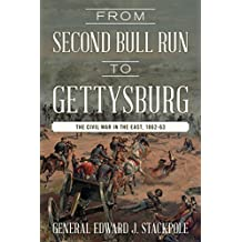 From Second Bull Run to Gettysburg: The Civil War in the East, 1862-63 (English Edition)