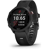 GARMIN 佳明 Forerunner 245 GPS运行智能音乐手表,具有音乐和高级动态功能,黑色
