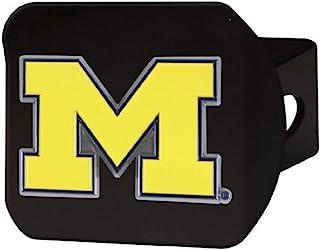 SLS 密歇根大学狼獾队 3D 彩色徽章 哑光黑色 拖车套