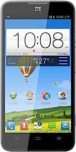 ZTE 中兴 V975 极客Geek WCDMA/GSM 3G智能手机(铂金灰) 内置英特尔强劲处理器