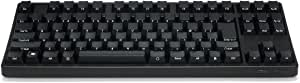 FILCO 斐尔可 Majestouch 键盘 BLACK TKL 91日语数字键盘 CHERRY MX红轴机械KB 前打印 USB&PS / 2N-KeyR 黑色 FKBN91MRL / NFB2SHK