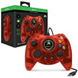 Hyperkin Duke 有线控制器 适用于 Xbox One/ Windows 10 PC(红色限量版) - Xbo…