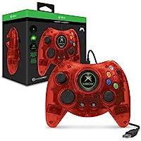 Hyperkin Duke 有线控制器适用于 Xbox One/ Windows 10 PC(红色限量版版) - Xbo…